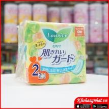 Set 2 gói băng vệ sinh Laurier ngày không canh (30pc*2) rẻ nhất