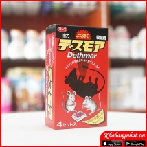 Thuốc diệt chuột DETHMOR 120g rẻ nhất