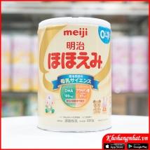 Sữa Meiji số 0 (800g) nội địa Nhật giá rẻ nhất