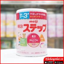 Sữa Meiji số 1-3 (800g) nội địa Nhật giá rẻ nhất