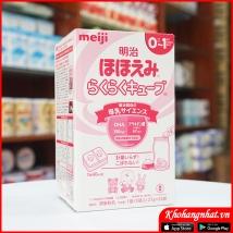 Sữa Meiji thanh số  0-1 (24 thanh) nội địa Nhật giá rẻ nhất
