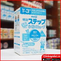 Sữa Meiji thanh số  1-3 (24 thanh) nội địa Nhật giá rẻ nhất