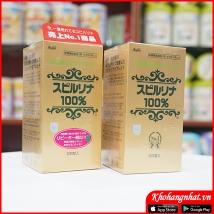 Hộp tảo tem đỏ Spirulina 2200 viên giá rẻ nhất