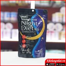 Trà giảm cân Night Diet Tea 48g (2g*24 gói)