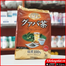 Trà ổi Orihiro 120g (60 gói) rẻ nhất