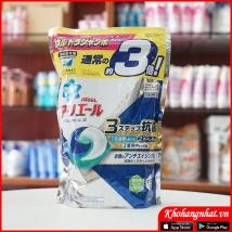 Túi viên giặt & xả Ariel 3D 52 viên (màu xanh dương) rẻ nhất