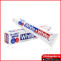 Kem Đánh Răng White & White Lion 150g rẻ nhất