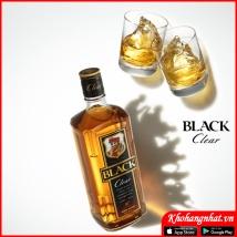 Rượu Whisky Black Clear 700ml rẻ nhất