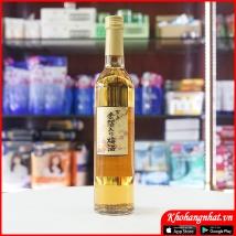 Rượu mơ vẩy vàng Kikkoman 500ml rẻ nhất
