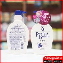 Sữa tắm Perfect 500ml (màu trắng) rẻ nhất