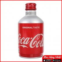 Cocacola Nắp Vặn Nhật Bản 300ml rẻ nhất