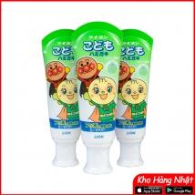 Kem đánh răng trẻ em Lion 40g (vị dưa gang) rẻ nhất