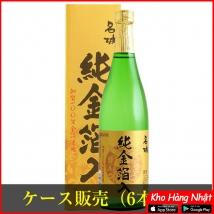 Rượu Sake vảy vàng Meijo 720ml Nhật Bản