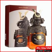 Rượu Nikka Whiskey Samurai  750ml rẻ nhất