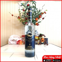 Rượu Vodka Beluga Transatlantic Racing 700ml Nga
