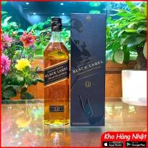 Rượu Johnnie Walker BLACK LABEL 700ml  rẻ nhất