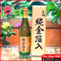 Rượu Sake vảy vàng Meijo 720ml rẻ nhất