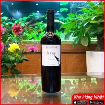 Rượu vang đỏ OTre Primitivo Italia 750ml rẻ nhất