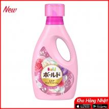 Nước giặt và xả 2 in 1 Bold 850g màu hồng rẻ nhất