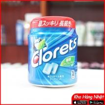 Kẹo cao su Clorets bạc hà 140g (xanh dương) rẻ nhất
