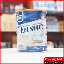 Sữa Ensure 850g nội địa Úc giá rẻ nhất