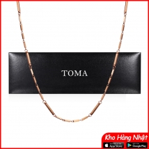 Vòng cổ điều hoà huyết áp Toma (nữ) rẻ nhất