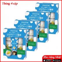 Thùng 4 Bộ dầu gội & xả Pantene sét 3 màu xanh lá (450ml+400g+70g) rẻ nhất