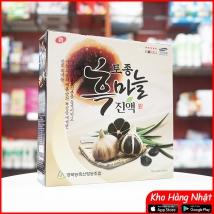 Nước tỏi đen Kanghwa Korea 2100ml (70ml x 30 gói) chính hãng rẻ nhất