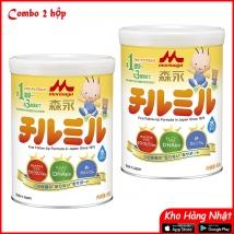 Combo 2 hộp sữa Morinaga số 1-3 (820g x 2) nội địa Nhật giá rẻ nhất