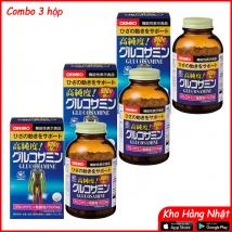 Combo 3 hộp Glucosamine 900 viên (900v x 3) giá rẻ nhất