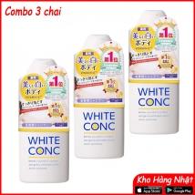 Combo 3 chai sữa tắm White ConC 360ml rẻ nhất