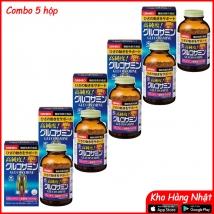 Combo 5 hộp Glucosamine 900 viên (900v x 5) giá rẻ nhất