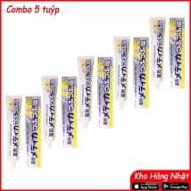 COMBO 5 tuýp kem đánh răng muối Sunstar (170g x 5 tuýp)