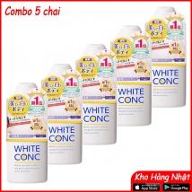Combo 5 chai sữa tắm White ConC 360ml rẻ nhất