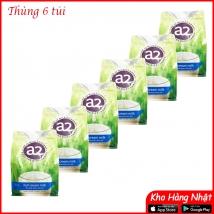 Thùng 6 túi Sữa A2 Úc dạng bột nguyên kem 1kg rẻ nhất