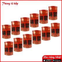 Thùng 12 hộp nước cốt xương hầm (1kg x 12) nội địa Nhật giá rẻ nhất