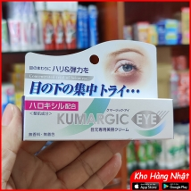 Kem trị thâm quầng mắt Kumargic EYE của Nhật rẻ nhất