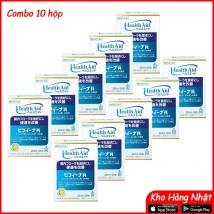 Combo 10 hộp Men tiêu hóa Health Aid 20 ngày (20 gói) rẻ nhất