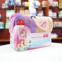 Chăn lông cừu hình Disney Oversize Throw (hình công chúa hồng) nội địa Nhật Bản
