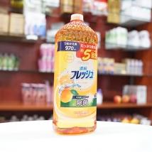 Nước rửa chén đậm đặc diệt khuẩn Daiichi 970ml hương cam
