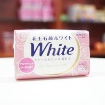 Xà bông tắm Kao White hương hoa hồng 130g rẻ nhất