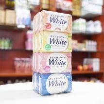 Combo 12 bánh xà bông tắm Kao White (130g x 12) giá rẻ nhất