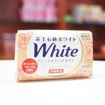 Xà bông tắm Kao White hương hoa nhài 130g rẻ nhất