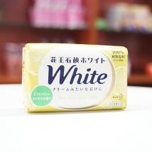 Xà bông tắm Kao White hương chanh 130g rẻ nhất