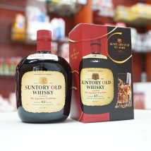 Rượu Suntory OLD Whisky 700ml (có hộp) rẻ nhất