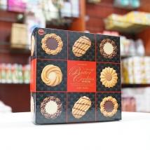 Bánh Quy Bơ Bourbon Nhật Bản - 60 chiếc (mẫu đỏ)