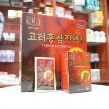 Nước Hồng Sâm KANGHWA Korean Red Ginseng GOLD (30 Gói x 80ml) chính hãng giá rẻ nhất