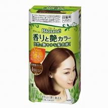 Thuốc nhuộm tóc Kao Blaune No.4NA nội địa Nhật