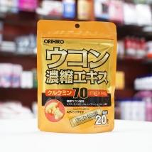 Bột nghệ giải rượu Orihiro 30g rẻ nhất