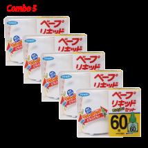 Combo 5 bộ máy đuổi muỗi nội địa Nhật Bản giá rẻ nhất